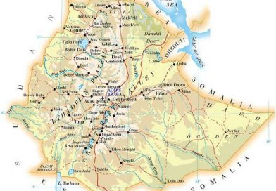 Conflict Mapping : Ethiopian Ethnic Tension