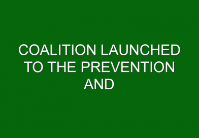 Coalition launched to the prevention and treatment of COVID-19 in Africa