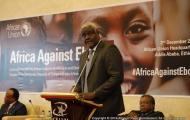 Africa Against Ebola Forum.